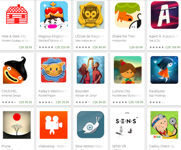 Vzdělávácí, hezké a bezpečné aplikace pro děti? Existují. Vážně…